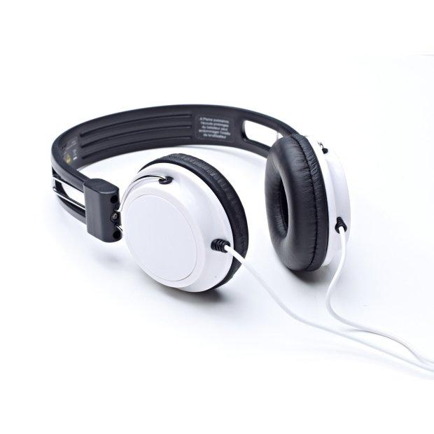 Kopfhörer für Kinder mit Lautstärkebegrenzung Weiß