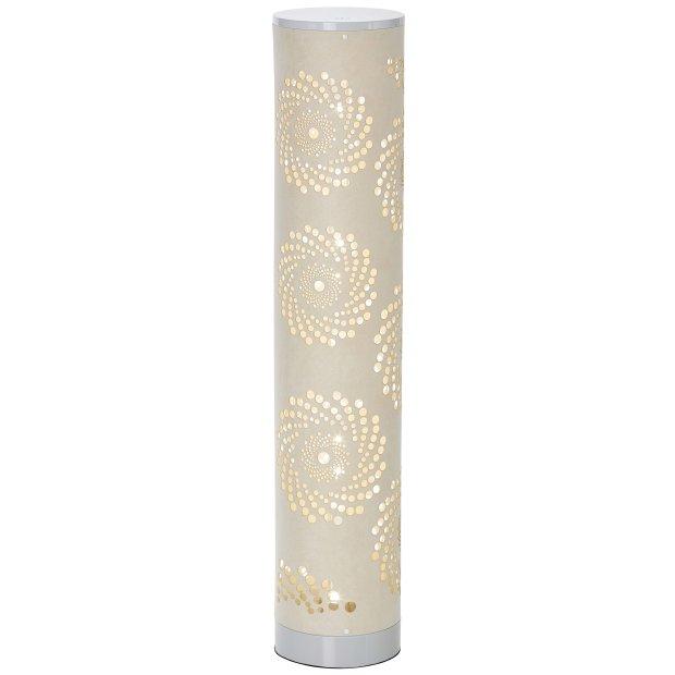 LED Mini Lichtsäule Blume