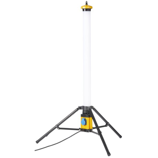 B-Ware Northpoint LED Turm 100W 360 ° Baustrahler...