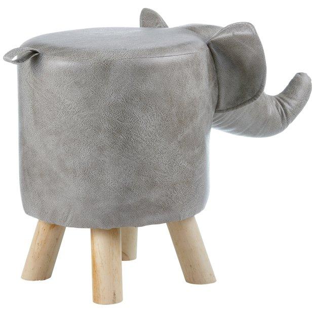 Katzenhöhle Katzenbett Hundehöhle Hundekorb im Elefanten Design - ideal für Kinderzimmer