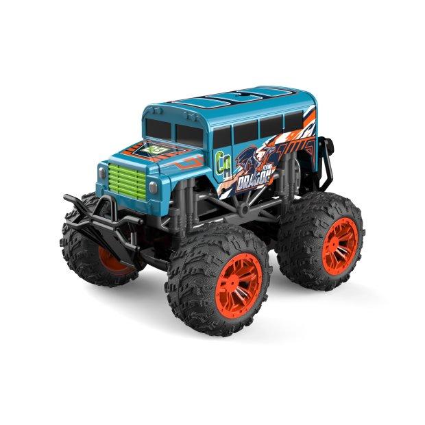 Northpoint Ferngesteuerte Autos Monstertruck Bus Blau