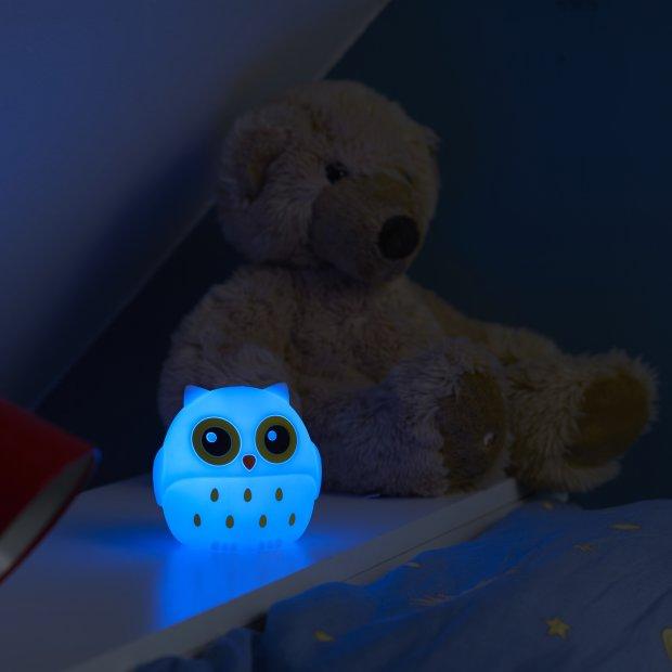 Northpoint LED Nachtlicht Euli Kinder Stimmungslicht Kinderzimmer Nachtleuchte