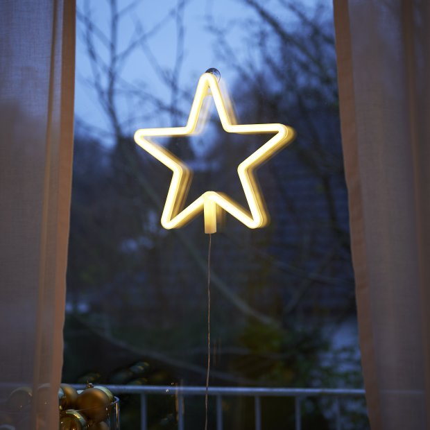 LED Nachtlicht für das Kinderzimmer in 3 schönen Motiven 3xAA-Batterien oder über USB Stern