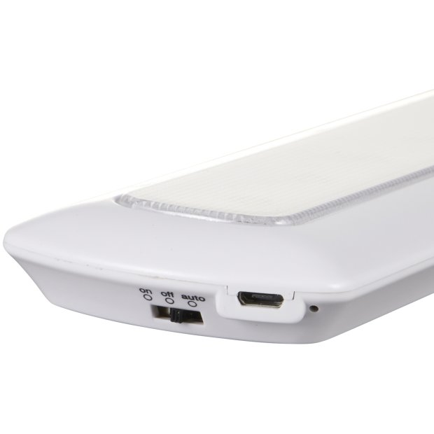 LED Schranklicht Garderobe Vitrine 30cm USB aufladbar mit Bewegungsmelder